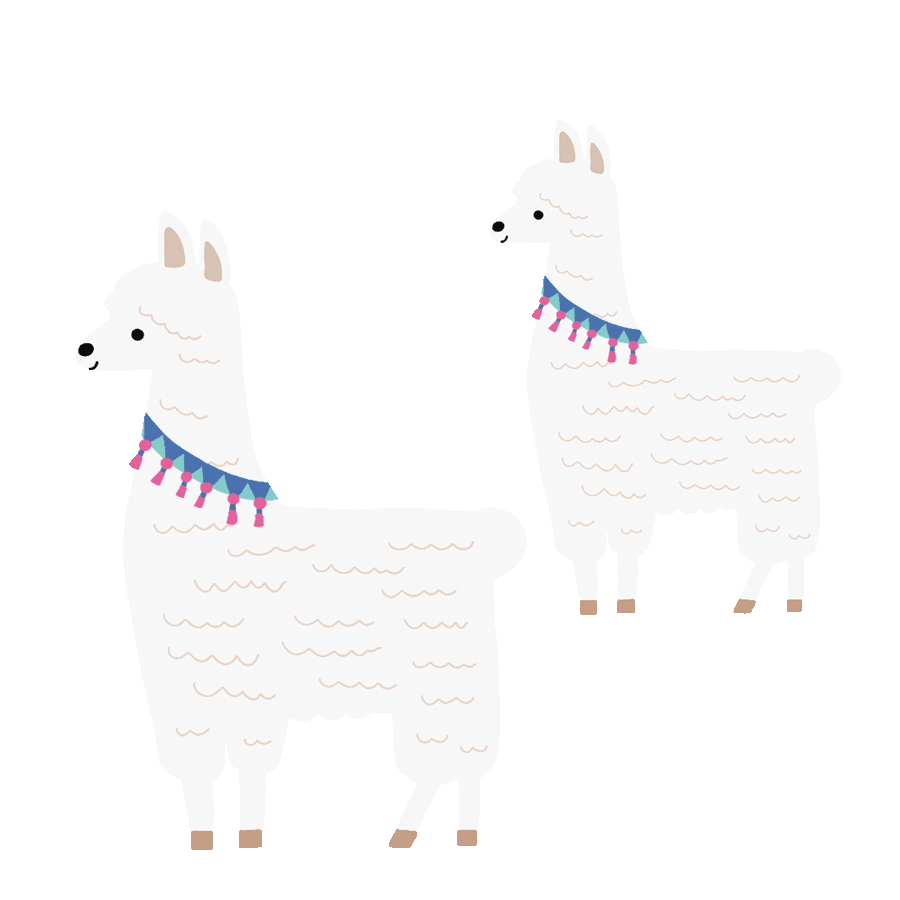 Llamas Cuentos COVID